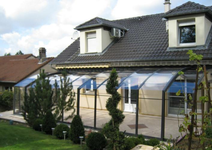 Veranda Sur Terrasse Vranda Pour Terrasse Saphir With
