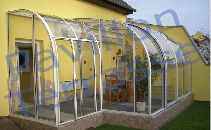 photo 8 abri terrasse veranda coulissante. Black Bedroom Furniture Sets. Home Design Ideas