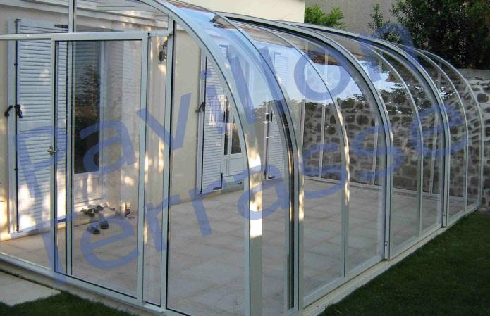 photo 01 abri terrasse veranda coulissante. Black Bedroom Furniture Sets. Home Design Ideas
