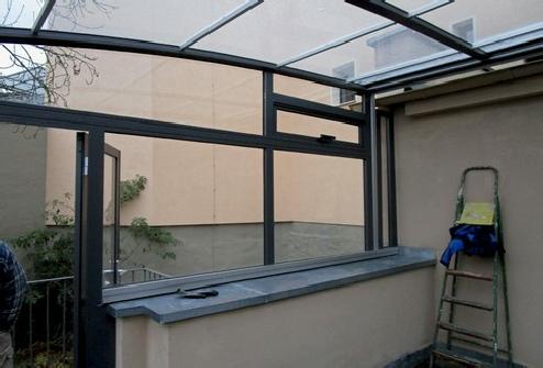 articles l abris terrasse et verandas coulissantes. Black Bedroom Furniture Sets. Home Design Ideas