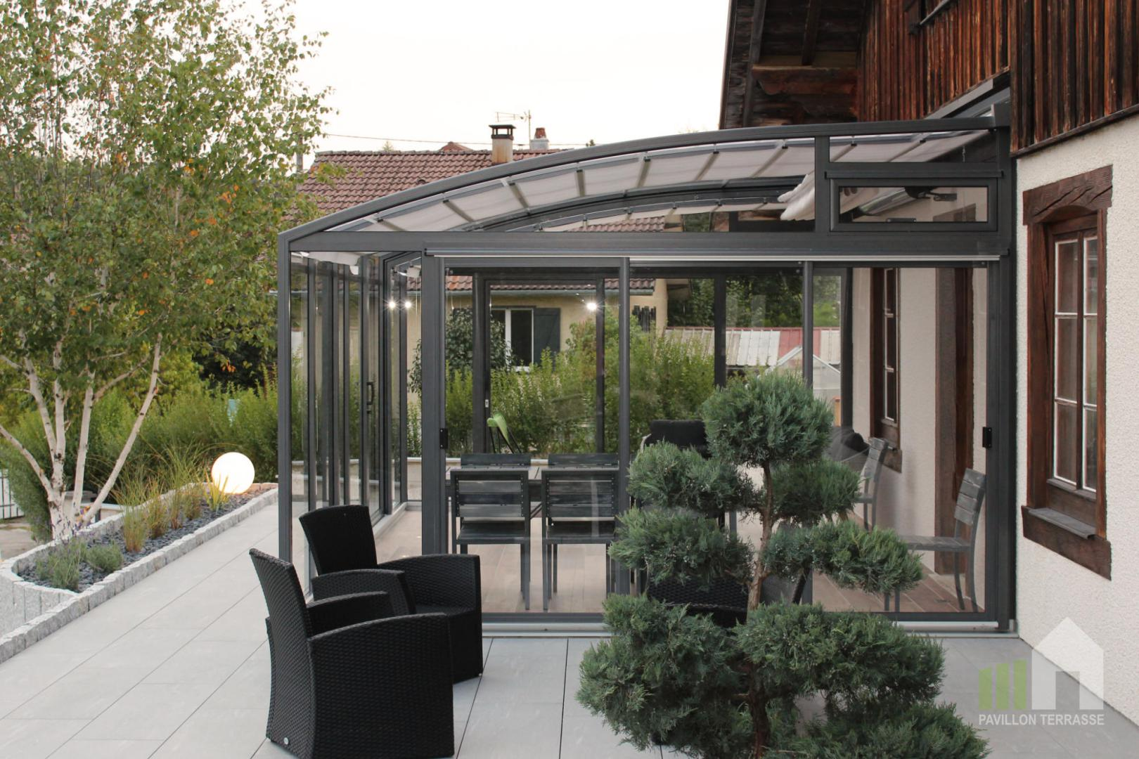 abris terrasse pavillon i solar v randa coulissante mobile r tractable escamotable. Black Bedroom Furniture Sets. Home Design Ideas